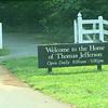 Entering the Gates of Monticello