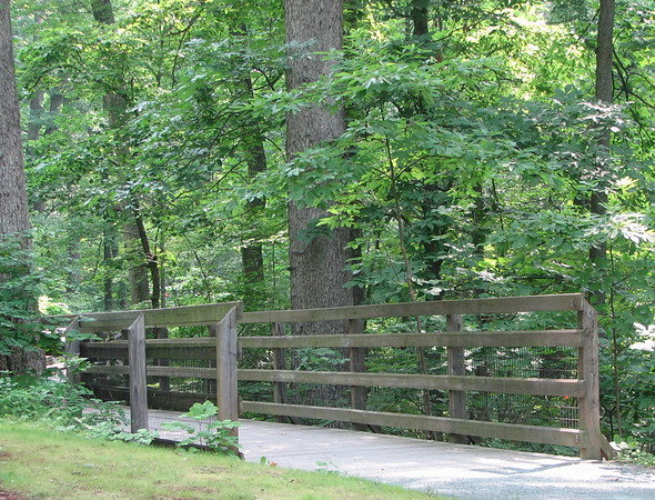 Charlottesville, VA - Kemper Park, Arboretum, & Saunders-Monticello Trail