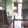 Interior of Caboose at Seaboard Station Railroad Museum - Town of Suffolk, VA  4-9-11