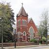 St. Paul's Episcopal Church, Est. 1642 - Main Street - Downtown Suffolk, VA  4-9-11
