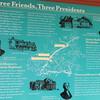 Three Presidents Were Friends and Lived in This Area - Ash Lawn Highland - James Monroe's Home - Charlottesville, VA  9-3-10