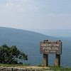 Greenstone Overlook - Milepost 9 Blue Ridge Parkway  9-3-10