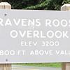 Ravens Roost - Milepost 11 Blue Ridge Parkway  9-3-10