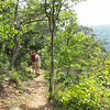 Taking Time to Photograph the Memories - Greenstone Overlook Trail - Milepost 9 Blue Ridge Parkway  9-3-10