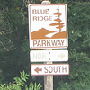 We Headed North from Nelson County - Blue Ridge Parkway Entering at Milepost 16 on 9-3-10