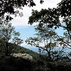 View From Our Picnic Spot - Ravens Roost - Blue Ridge Parkway  9-3-10