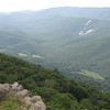 Views From Ravens Roost - Blue Ridge Parkway  9-3-10