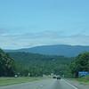 I-64 on Way to Waynesboro, VA<br /> Highway I-64 separates the entrances to Shenandoah National Park and the Blue Ridge Parkway
