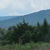 Blue Ridge Mountains in Augusta County by Waynesboro, VA