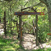 Entrance to Wetland Overlook on Other Side - Boxerwood Nature Center and Woodland Gardens, Lexington, VA