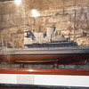 Ship - Casemate Museum, Fort Monroe - Hampton, VA<br /> I didn't get a close-up of the signage so I am not sure what this ship is named.