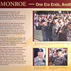 Signage: An Era Ends - Casemate Museum, Fort Monroe - Hampton, VA<br /> Click on the photo to get an enlarged view to read.