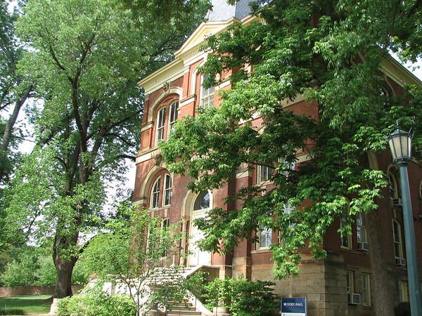 Charlottesville, VA - University of Virginia & Gardens