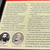 Signage on Confederate Hardship - Historical Orange, Virginia - 9/22/12