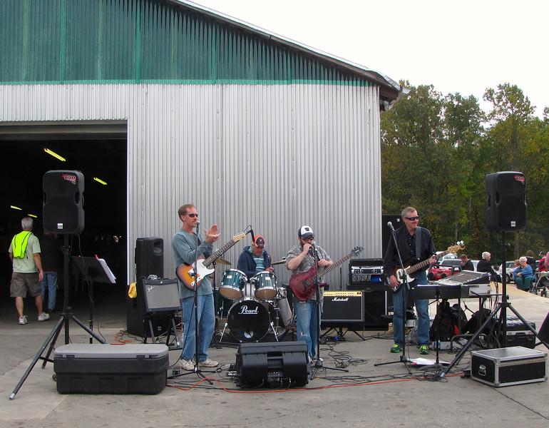 Musical Entertainment - Drumheller's Festival - Randal's 60th Birthday Week