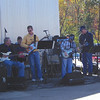 The Music - Drumheller's Apple Harvest Festival - Lovingston, VA  10-20-12
