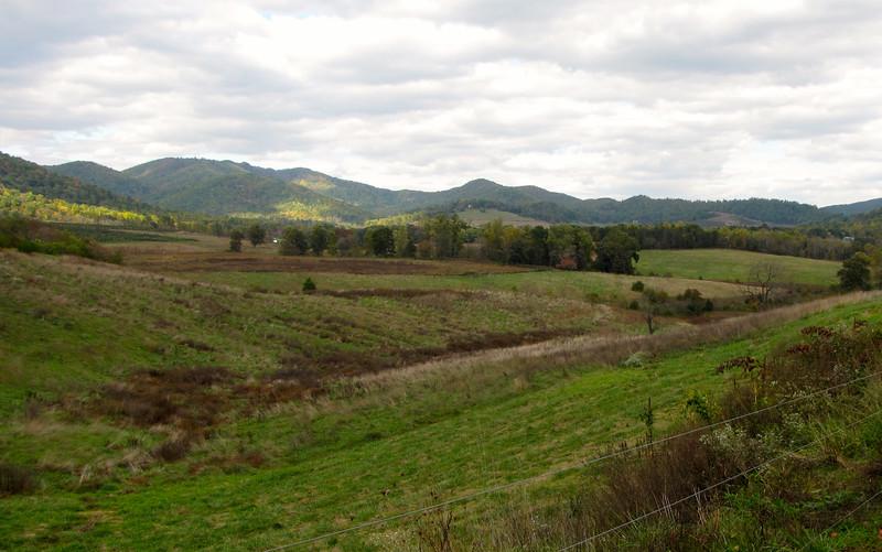 Blue Ridge Mountains - Drumheller's Festival - Randal's 60th Birthday Week