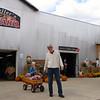 Randal Takes the Wagon to the Car - Drumheller's Festival - Randal's 60th Birthday Week