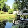 Emma Shetler Brubaker Bridge - Eden Arboretum - Eastern Mennonite University - Harrisonburg, VA