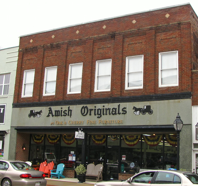 Amish Originals Furniture, 209 N. Main, Farmville, VA