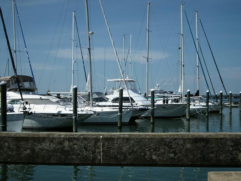 Old Point Comfort Marina Area - Fort Monroe - Hampton, VA
