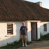 Randal's Scotch Irish Heritage by the Irish House - Frontier Culture Museum