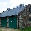 Stone Garage - 1925 - Gari Melchers' Home & Studio - Belmont Estate - Fredericksburg, VA