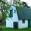 Cow Barn - 1921 - Gari Melcher's Home & Studio - Belmont Estate - Fredericksburg, VA