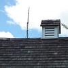 Lightning Rod on Top of Stable - Gari Melchers' Home & Studio - Belmont Estate - Fredericksburg, VA