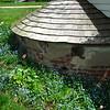 Pretty Flower Bed Around the Spring House - Gari Melcher's Home & Studio - Belmont Estate - Fredericksburg, VA