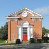 Front View of Gordonsville United Methodist Church, Established 1873 - Gordonsville, VA