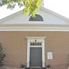 Gordonsville Presbyterian Church, Established 1845 - Gordonsville, VA<br /> Closer view of building.