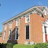 Side View of Gordonsville United Methodist Church, Established 1873 - Gordonsville, VA