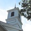 Steeple of Gordonsville Presbyterian Church, Established 1845 - Gordonsville, VA