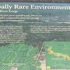 Signage - Globally Rare Environment - The Potomac River Gorge - Great Falls National Park - McLean, VA  10-1-10