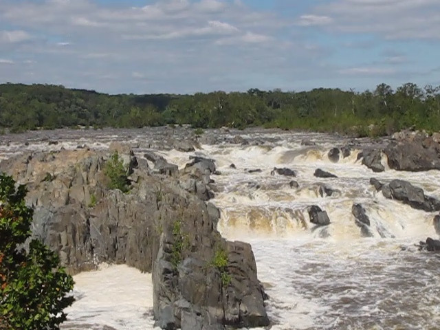VIDEO:  Great Falls National Park - McLean, VA  10-1-10