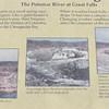 Signage About Potomac River - Great Falls National Park - McLean, VA  10-1-10