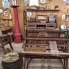Antique Loom & Household Items in Display Barn - Bluebird Gap Farm - Hampton, VA