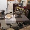 Antique Singer Treadle Sewing Machine - Bluebird Gap Farm - Hampton, VA