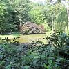 View of the Pond - James Madison University's Edith J. Carrier Arboretum - Harrisonburg, VA
