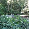 Bridge That Crosses Stream That Fills the Pond - James Madison University's Edith J. Carrier Arboretum - Harrisonburg, VA