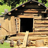 Chicken Coop - Humpback Rocks Visitors Center - Milepost 5.8 - Blue Ridge Parkway  9-3-10