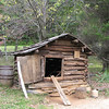 Chicken House - Humpback Rocks Homestead - Blue Ridge Parkway, Virginia