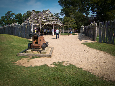 Jamestown Settlement 2012