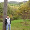 Ben on the Trail - Jefferson Parkway Trail, Charlottesville, VA