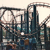 No, We Didn't Ride This One - King's Dominion - Doswell, VA  3-28-92