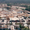 View From Top of Eifel Tower - King's Dominion - Doswell, VA  3-28-92