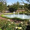 Fountain View With Bench - Lewis Ginter Botanical Gardens - Richmond, VA