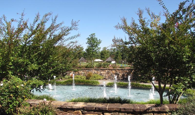 Fountain - Lewis Ginter Botanical Gardens - Richmond, VA