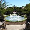Beautiful Walled Fountain - Lewis Ginter Botanical Gardens - Richmond, VA